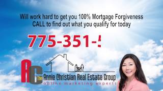 Annie Christian Real Estate - Mortgage Debt Forgiveness - July 2014