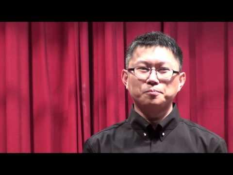 Jerry Wang Sings Or la tromba from Rinaldo , Handel