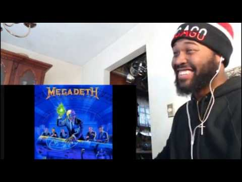 I THOUGHT HOLY WARS WAS IT!.. | Megadeth - Tornado of Souls - REACTION