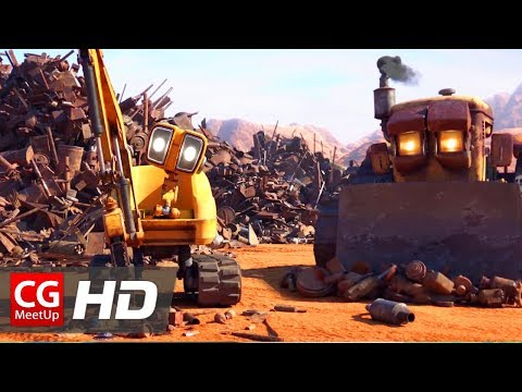 CGI Animated Short Film: Mechanical by ESMA | CGMeetup