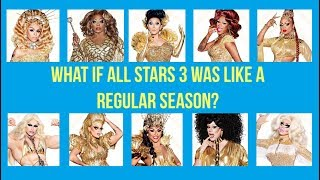 What if All Stars 3 Was Like A Regular Season?