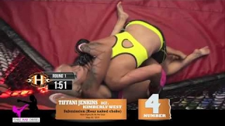 Top 10 Female MMA submissions in 2015