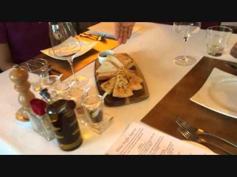EGS Luce Restaurant service training 5 Dec 2015
