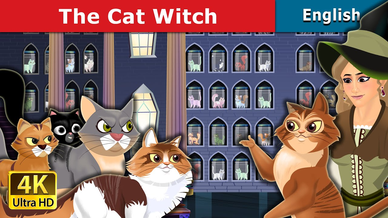 Download Cat Witch   Stories for Teenagers   English Fairy Tales