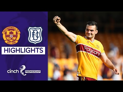 Motherwell Dundee Goals And Highlights