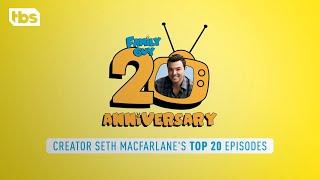 Family Guy: Seth MacFarlane
