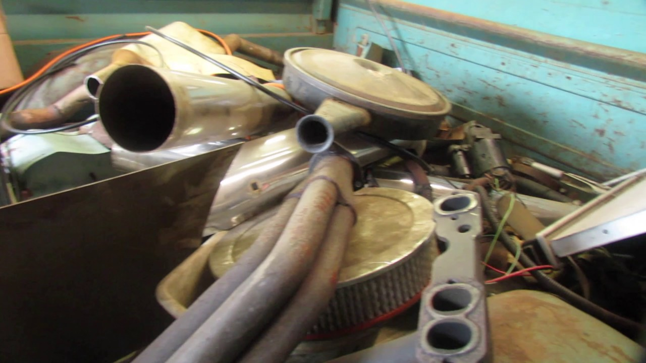 66 Chevy-more rust fixed,exhaust and upholstry