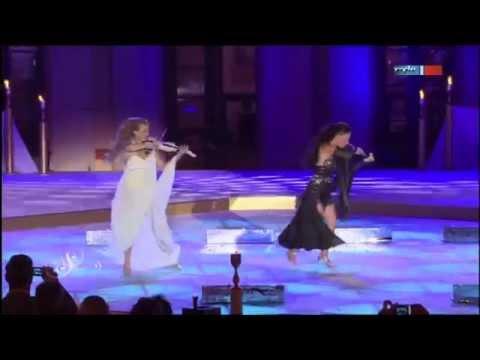 Geigen  Violinen  Violin  ::: Angelstrings Live beim MDR