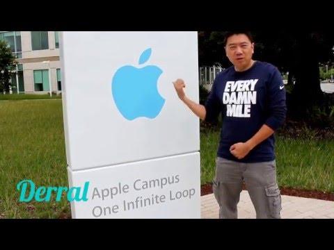 加州樂誌: 蘋果公司總部 Infinite Loop Apple Store in Cupertino 庫布提諾