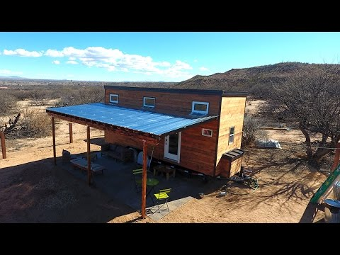 How Weu0027re Living In Our Tiny Home LEGALLY