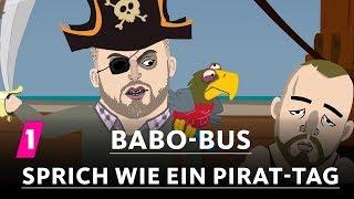 Babo-Bus: Sprich wie ein Pirat-Tag | 1LIVE