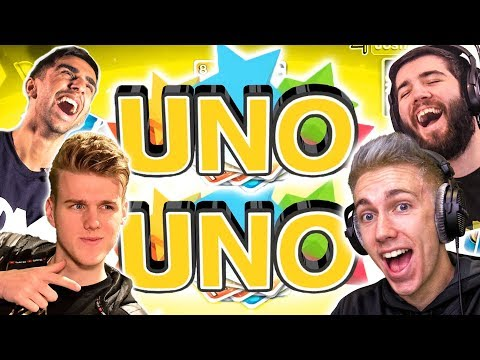 The Pack vs Snap Gang (UNO)