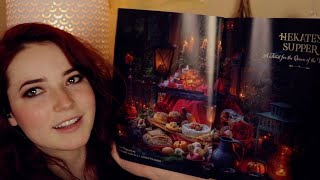 ASMR Enchanted Living Magazine…
