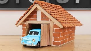 Construyendo un Mini Garage