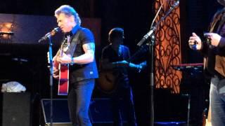 """Peter Maffay live auf Queen Marry 2 bei """"Stars at Sea"""" 2013 - """"Spuren einer Nacht"""""""