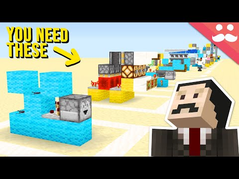 Redstone Builds Everyone Should Know