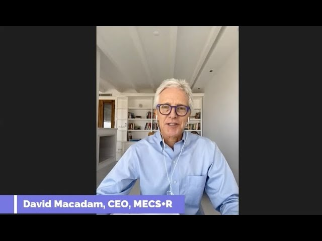 i12WRK with David Macadam, CEO, MECS+R - how jobs in retail are reviving after COVID.