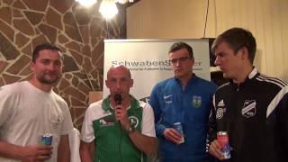 Interview: Meistertitel A-Junioren SG SV Wulfertshausen/SF Friedberg
