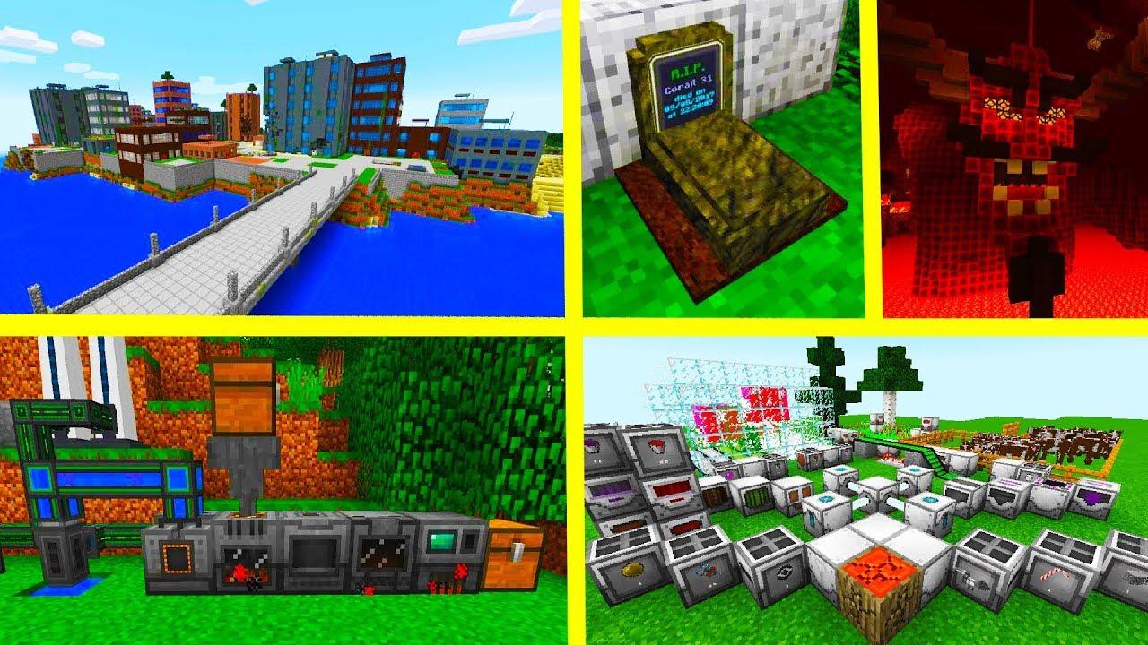 Top 1111 Best Minecraft Mods (11.111.11) - 110110