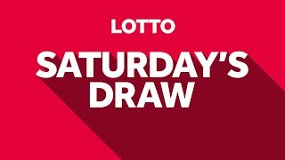 The National Lottery 'Lotto' draw results from Saturday 4th July 2020