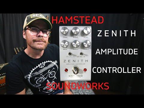Hamstead Zenith Amplitude Controller/Compressor/EQ/Boost Pedal