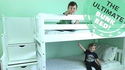 Best Affordable Bunk Bed with Trundle Review!