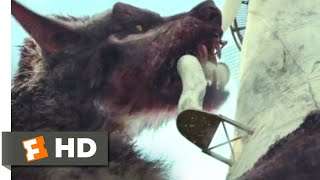 Rampage (2018) - Destroying the Tower Scene (7/10) | Movieclips