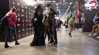 Первый день «ИгроМир» и «Comic Con» @ Типичная Москва