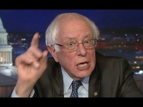"""""""TRUMP LIED!!!"""" Bernie Sanders"""