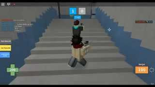 ROBLOX: Mad Paintball - Sergei is so OP.