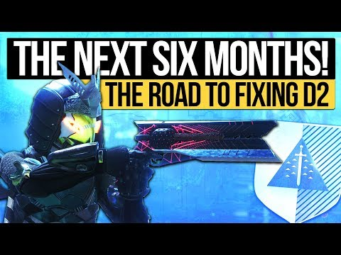 Destiny 2 | The Six Month Road to Recovery: Bungie's Remaining Opportunity to 'Fix' D2!