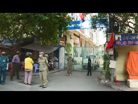 Cư dân chung cư Hòa Bình âm tính với nCoV
