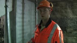 Achter de Rooilijn 24-5-2016: betonvloeren, betonwanden, betonpilaren en betonstorten