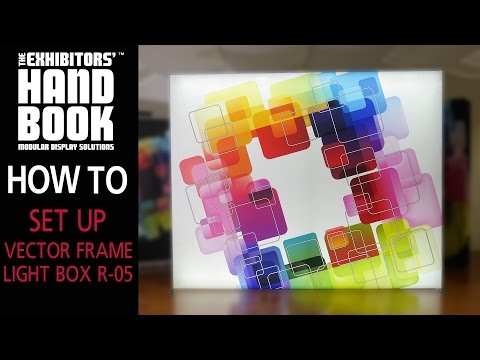 Vector Frame™ Light Box Set Up Thumbnail