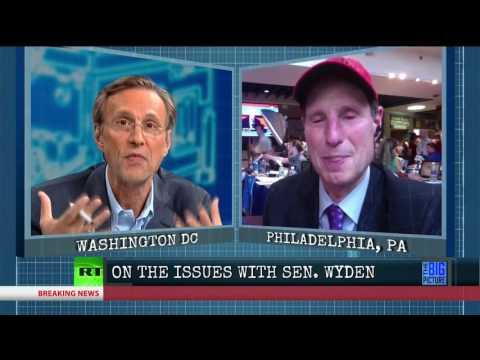 Guns, Privacy & Vote By Mail w/Senator Ron Wyden