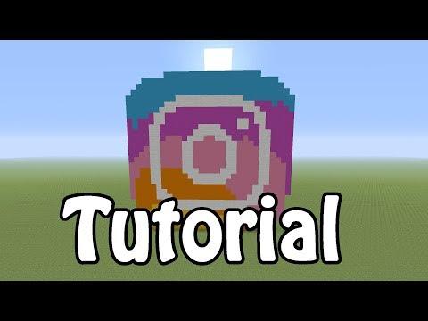 Pixel Art Instagram Logo Pixelarttutorials Youtube
