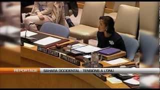 Sahara Occidental, tension à l'ONU 2017 Video
