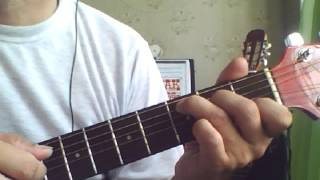 Советские песни - Березы.Аккорды на гитаре