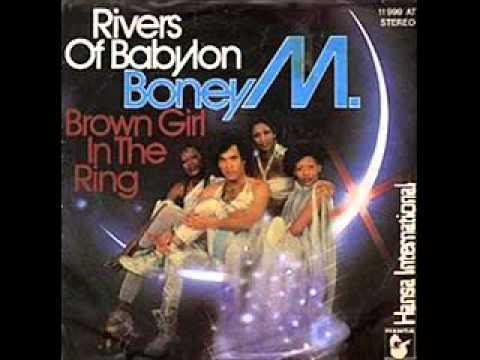 Girl In The Ring Bony M