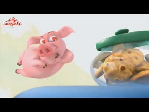 Piggy Cookie Funny Song   Representing InQ Idea