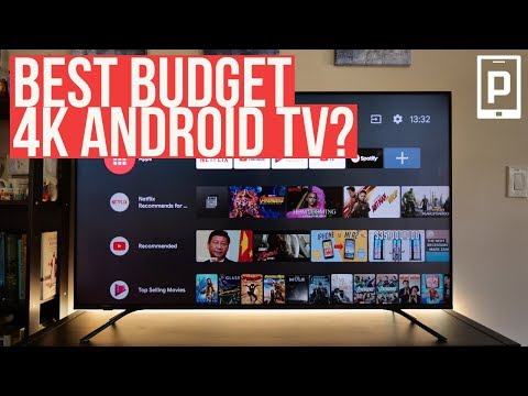 Hisense H8F Quick Look - Best 4K Android TV For The Price!