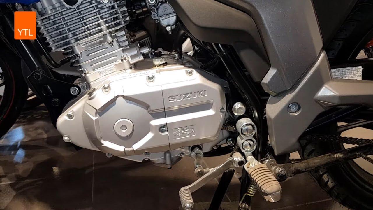 New Suzuki GSX-125 - Bullet Engine @YouTube Look 2021