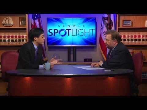 Senate Spotlight - Senator Richard Pan M.D. (episode 25)