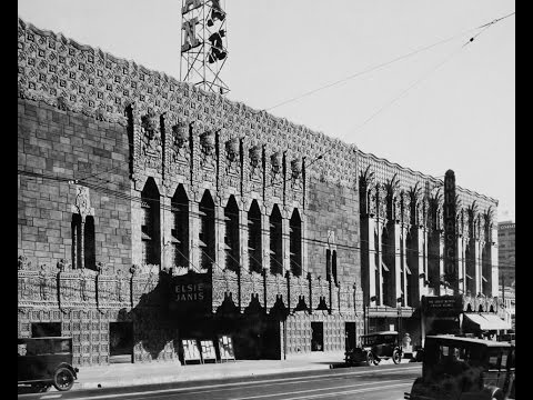 LOST LOS ANGELES - The Mayan Theatre