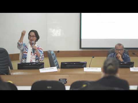 Formação em Saúde do Trabalhador em debate no Abrascão 2018 - Letícia Coelho da Costa Nobre