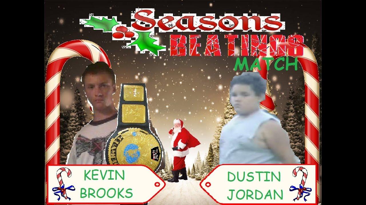 TNW Backyard Wrestling: Seasons Beatings - YouTube