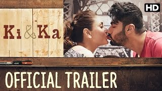 Ki & Ka Official Trailer with English Subtitle | Kareena Kapoor, Arjun Kapoor | R. Balki