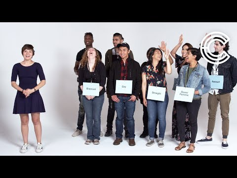 People Guess the Sexual Orientation of Strangers | Lineup | Cut