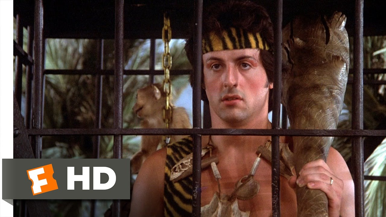 Rocky Ii 2 12 Movie Clip Beast Aftershave 1979 Hd