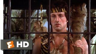 Rocky II (2/12) Movie CLIP - Beast Aftershave (1979) HD